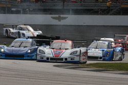 #5 Action Express Racing Chevrolet Corvette DP: Christian Fittipaldi, Joao Barbosa