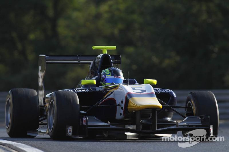 2013 - GP3, MW Arden