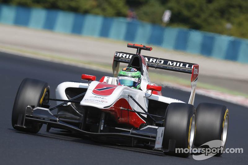 Equipo campeón de la GP3 en 2013: ART Grand Prix