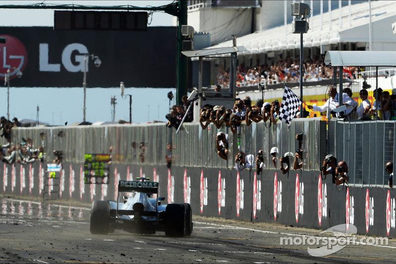 2013 - Lewis Hamilton, Mercedes AMG F1