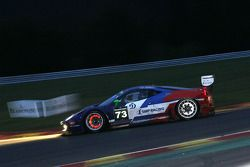 #73 SMP Racing, Ferrari 458 Italia: Devi Markozov, Yuri Evstigneev, Alexander Frolov