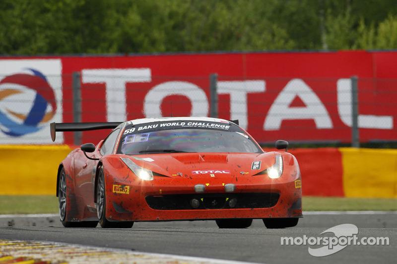59 Af Corse Ferrari 458 Italia Duncan Cameron Matt