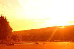 #17 Insight Racing met Flex Box, Ferrari 458 Italia: Ian Dockerill, Dennis Andersen, Martin Jensen