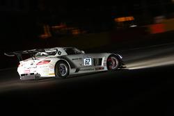 #62 Fortec Motorsport, Mercedes-Benz SLS AMG GT3: Oliver Webb, Karl Wendlinger, Alex Brundle
