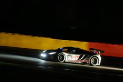 #117 Hexis Racing, McLaren MP4-12C: Olivier Panis, Laurent Cazenave, Come Ledogar, Eric Debard