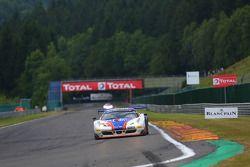 #17 Insight Racing com Flex Box, Ferrari 458 Italia: Ian Dockerill, Dennis Andersen, Martin Jensen