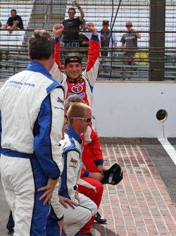 Racewinnaar Bryan Sellers