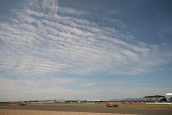 Uitzicht op Silverstone vanaf The Wing