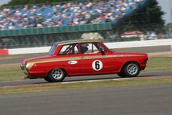 Henry Mann/Matt Jacson, Ford lotus Cortina