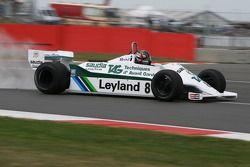 Richard Meins, Williams FW07D
