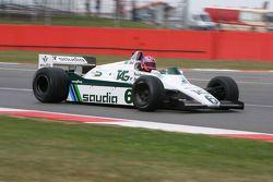 Richard Eyre, Williams FW08