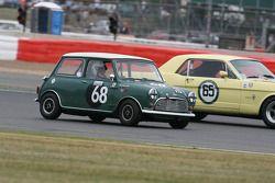 Peter Crewes, Austin Mini Cooper S