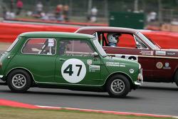 Desmond Small / Rob Huff, Austin Mini Cooper S