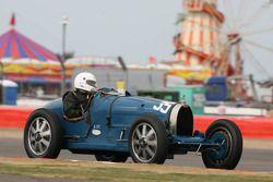 Steve Jewell, Bugatti T35B