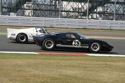 Joaquin Folch/Bobby Verdon-Roe, Ford GT40