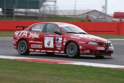 Steve Dymoke, Alfa Romeo 156