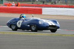 Richard Kent, Lister Costin Jaguar