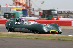 Oliver Bryant/Grahame Bryant, Lotus 15
