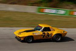 #73 1966 Corvette: Clark Howey