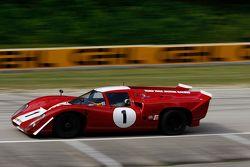#1 1969 Lola T-70 MkIIIB: Peter Kitchak