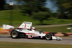#1 1976 Lola T-332: Rick Parsons