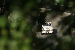 #7 1960 Austin Healy 3000: Mike Fisher