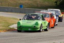 #61 1973 Porsche 911: Randall Wade
