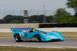 #3 1972 McLaren M8F: Rick Knoop