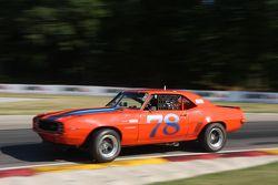 #78 1969 Chevrolet Camaro Z/28: Richard Lind