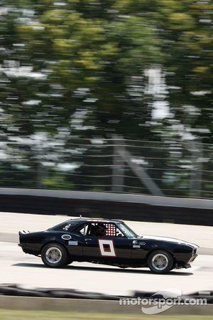 #0 1967 Chevrolet Camaro Z/28: Jim Bradley