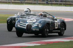 Skipworth/Skipworth, Jaguar C-Type