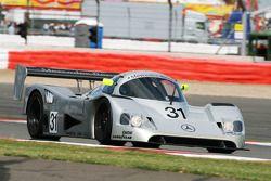 Gareth Evans, Mercedes C11