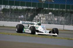 Mike Wrigley, Williams FW07B