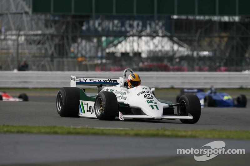 C D'Ansembourg, Williams FW07C
