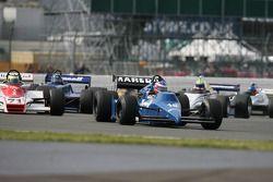 Patrick D'Aubreby, Tyrrell 012