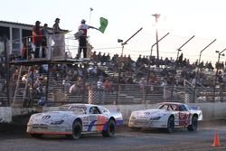 Ken Schrader and Dave Blaney