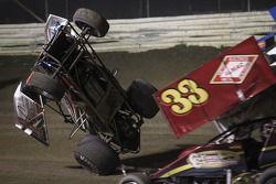 Accident pour Casey Adams