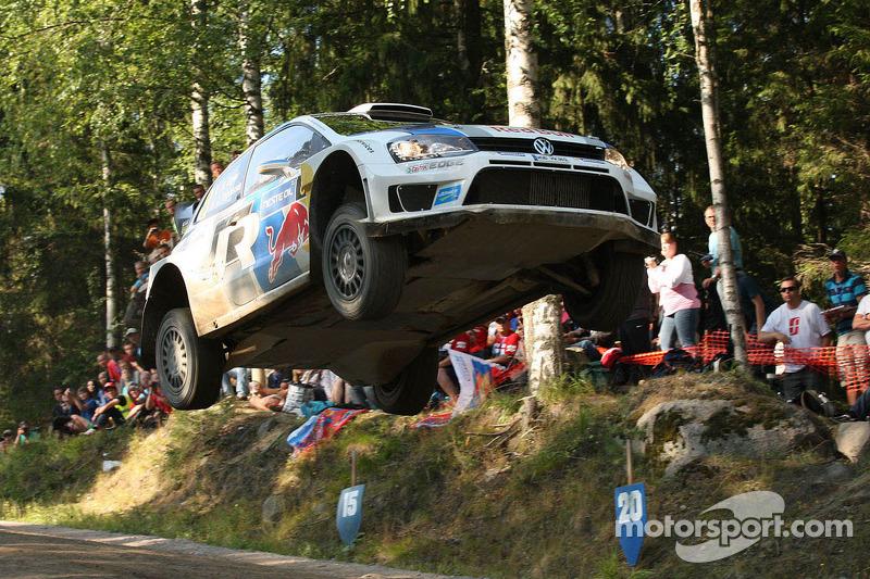 #7: Rallye Finnland 2013