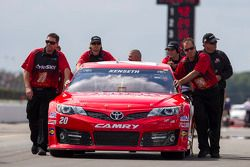 La voiture de Matt Kenseth, Joe Gibbs Racing Toyota