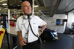 Dr. Wolfgang Ullrich, chefe da Audi Motorsport