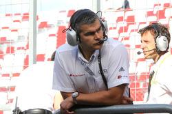 Dieter Gass, chefe da Audi DTM
