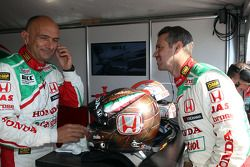 Tiago Monteiro, Honda Civic Super 2000 TC, Honda Racing Team Jas et Gabriele Tarquini, Honda Civic, Honda Racing Team J.A.S.