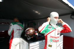 Tiago Monteiro, Honda Civic Super 2000 TC, Honda Racing Team Jas et Gabriele Tarquini, Honda Civic,