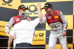 Ernst Moser, chefe da Audi Sport Team Phoenix