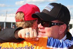 Чарли Кимболл. Мид-Огайо, воскресенье, после гонки.