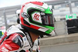 Davide Rigon, piloto de testes da Ferrari F138
