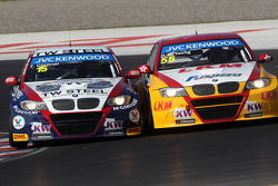 Tom Coronel, BMW E90 320 TC, ROAL Motorsport e Darryl O'Young, BMW E90 320 TC, ROAL Motorsport