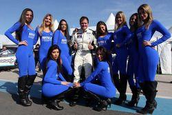 Michel Nykjaer, Chevrolet Cruze 1.6T, Nika Racing with Grid Girls