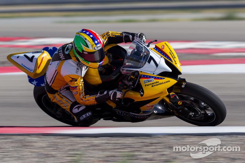 #7 Fernando Amantini