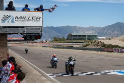 #2 Josh Herrin captures race win in thrilling Race #1